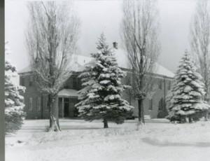 The Relief Society Building in Cedar City